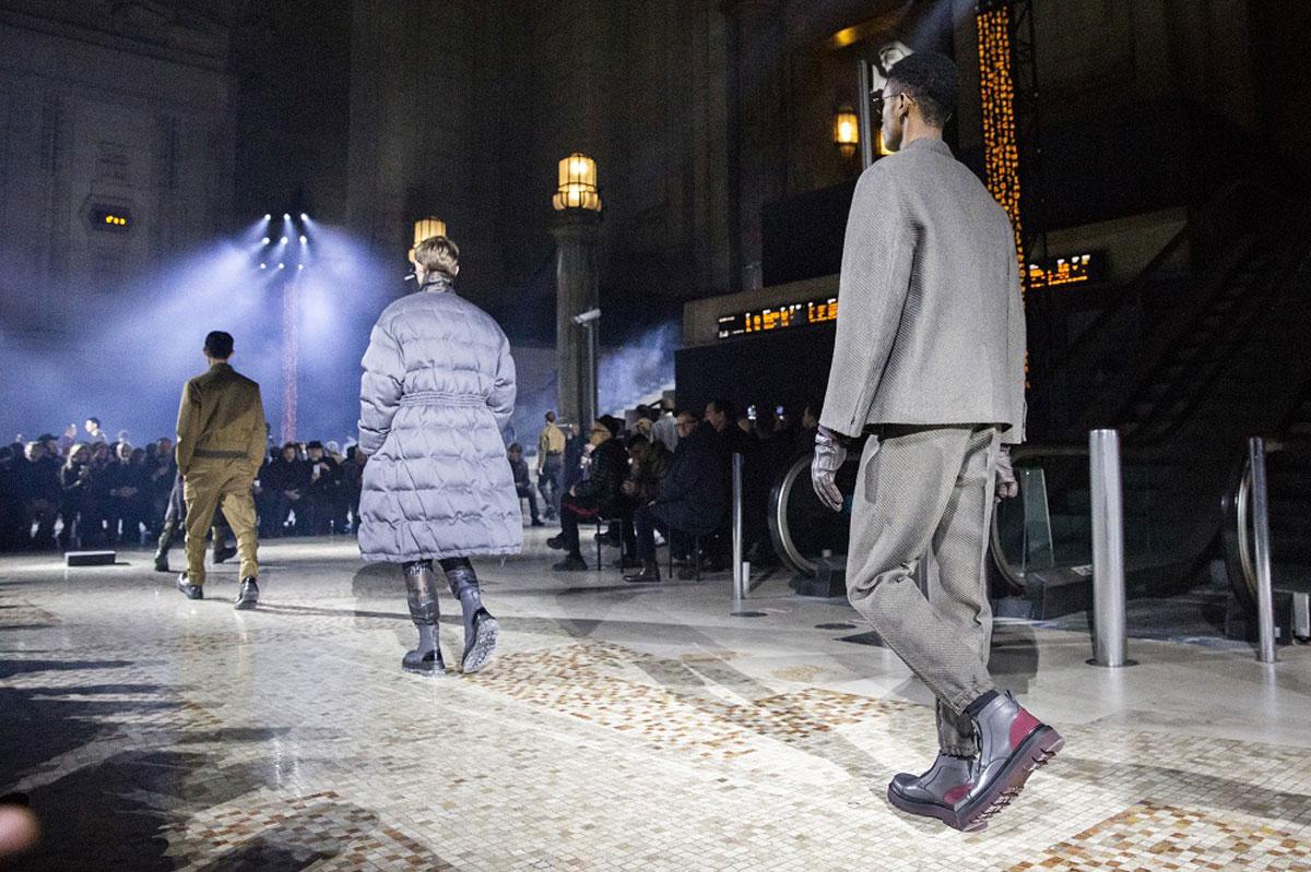 Key Menswear Catwalk Footwear Directions Fall Winter 2019-20