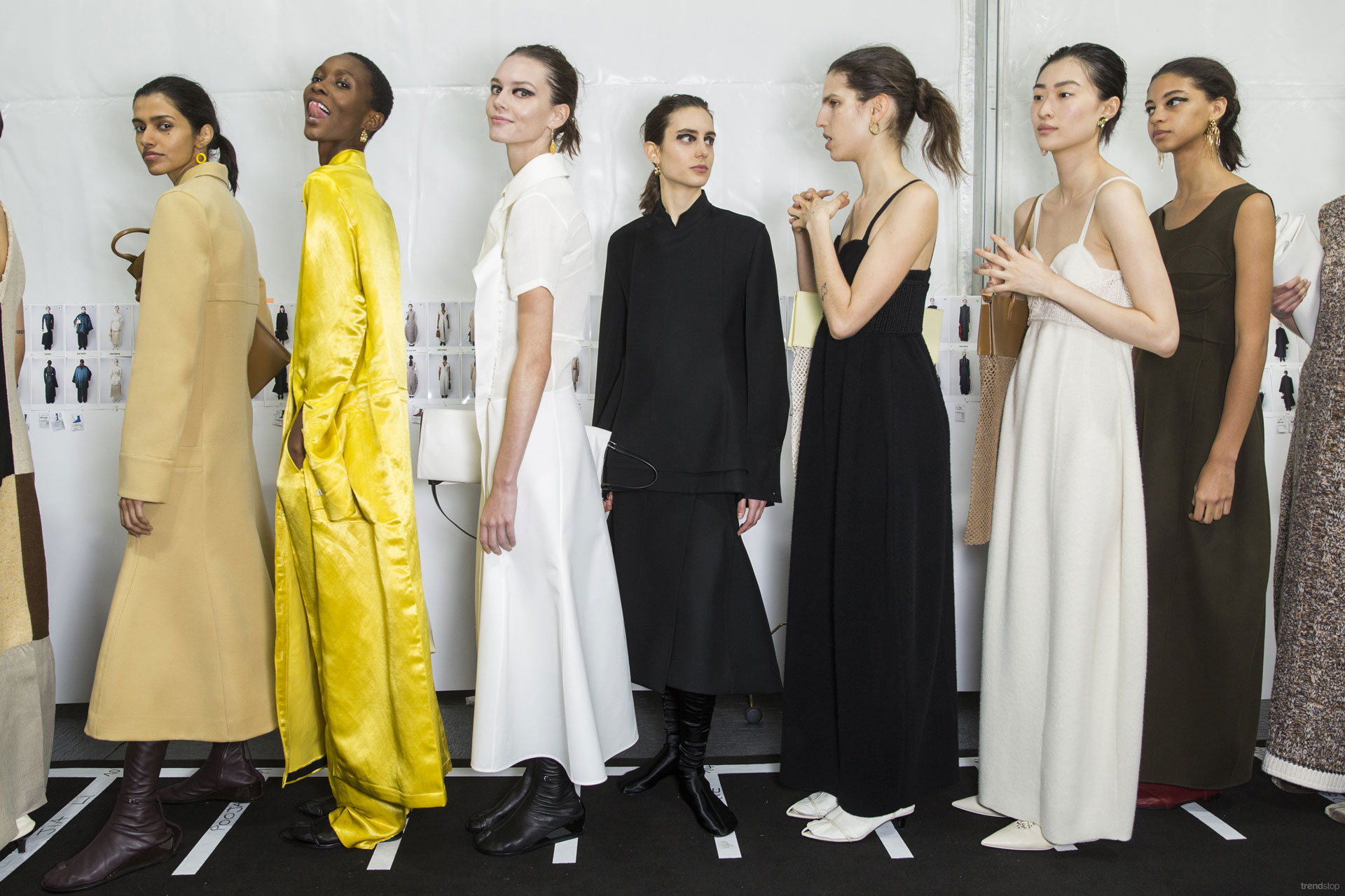 Key Women's Material Directions Fall Winter 2019-20