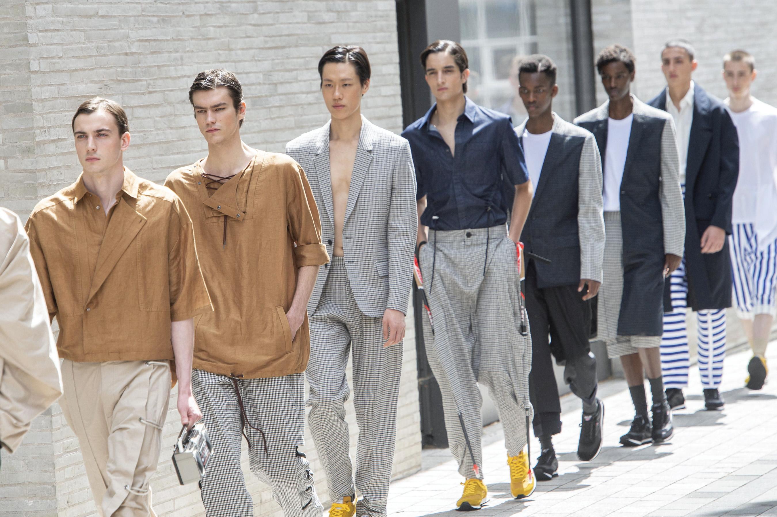 Men's Fashion Week Spring Summer 2020 Overview