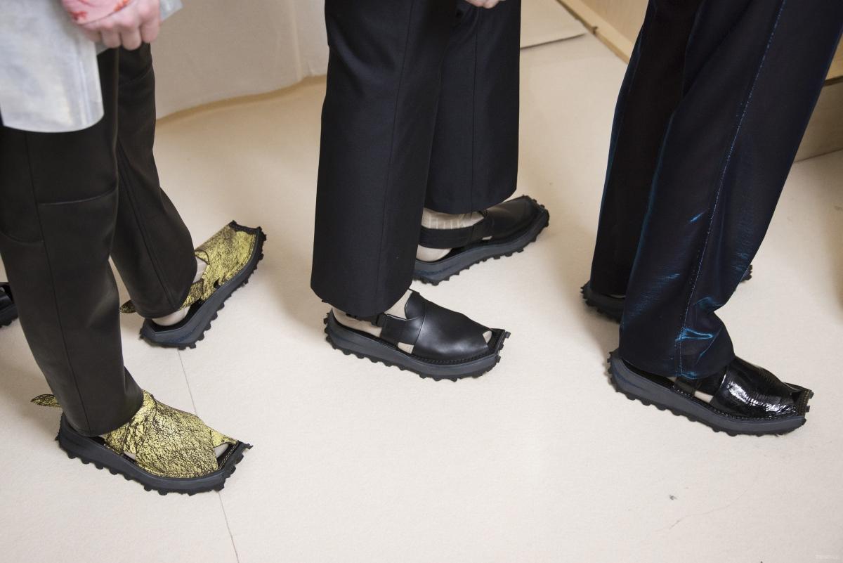 Key Men's Footwear on the Catwalks Spring Summer 2020