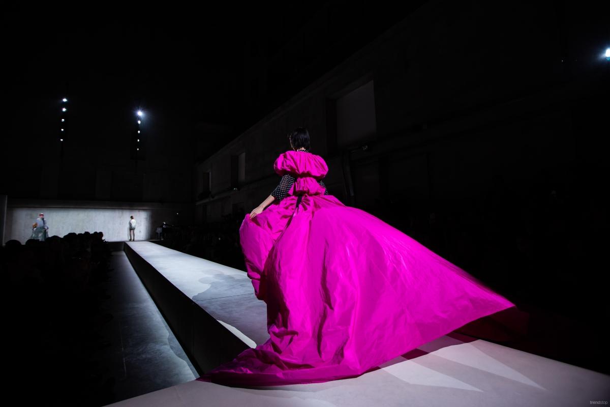 Key Womenswear Colour on the Catwalks Spring Summer 2020