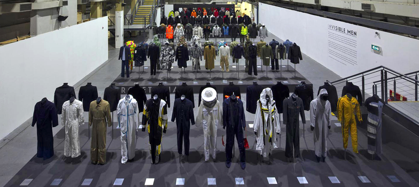 Invisible Men: Westminster Menswear Archive