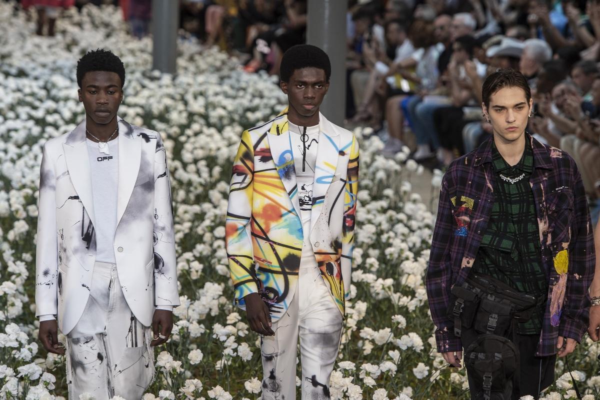 Key menswear print trends Spring/Summer 2020