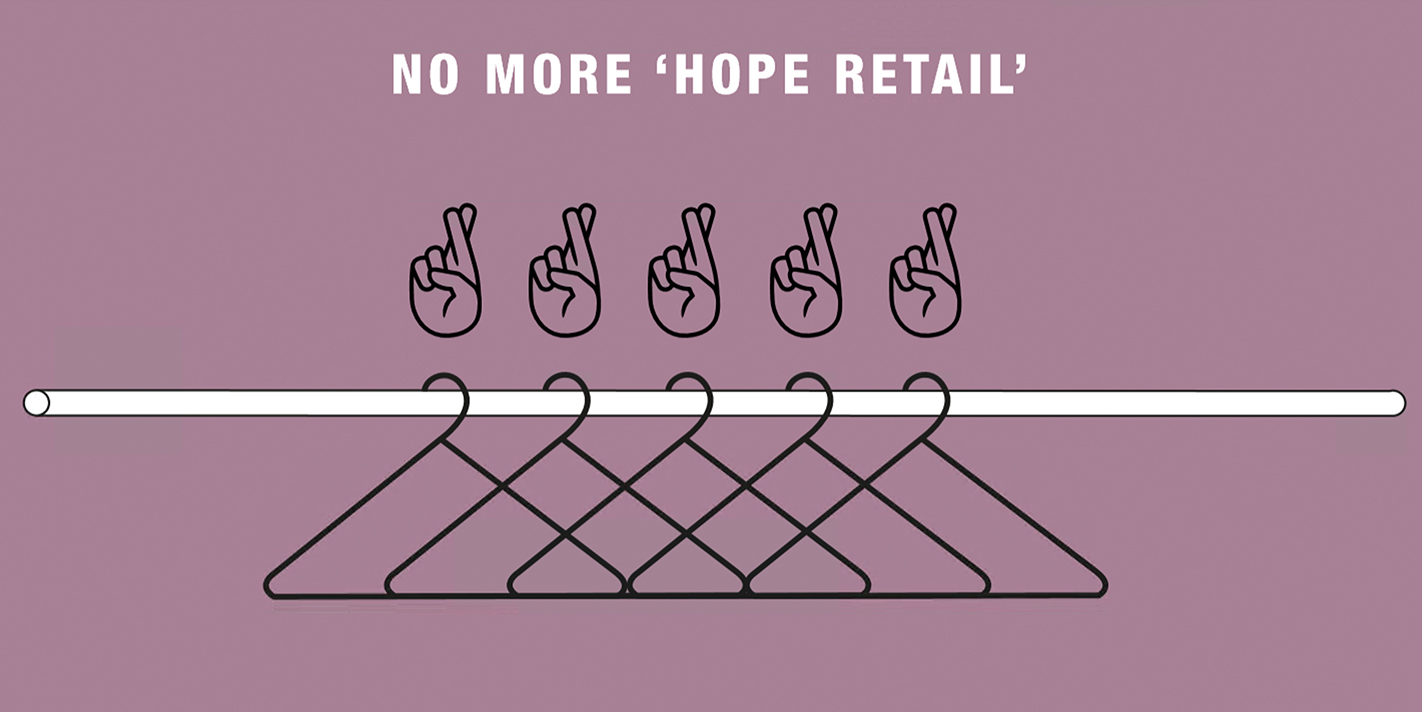 Less but better: the fall of hope retail